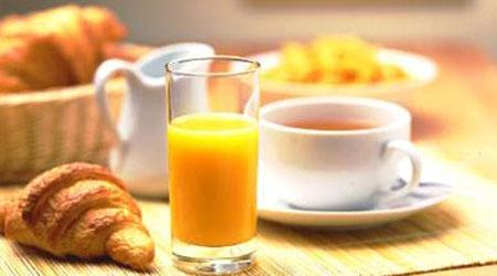 عدم تناول الإفطار يؤدي للبدانة